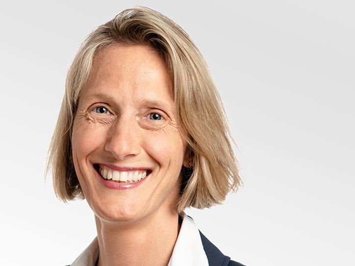 Barbara Radtke, Präsidentin