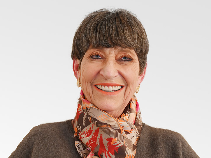 Karin Burgermeister, Senior Advisor