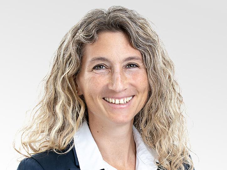 Rachele Wey, Geschäftsführerin